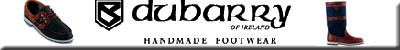 obuwie żeglarskie firmy Dubarry